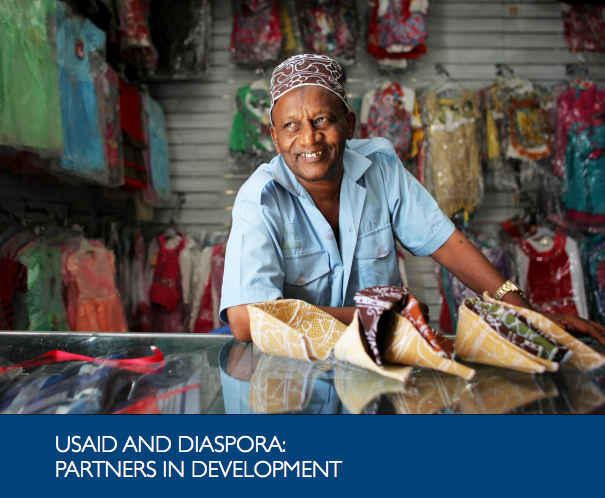 USAID and Diaspora: Partners in Development