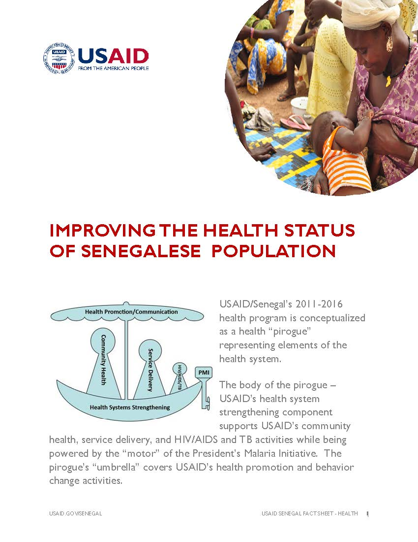 Improving Health in Senegal