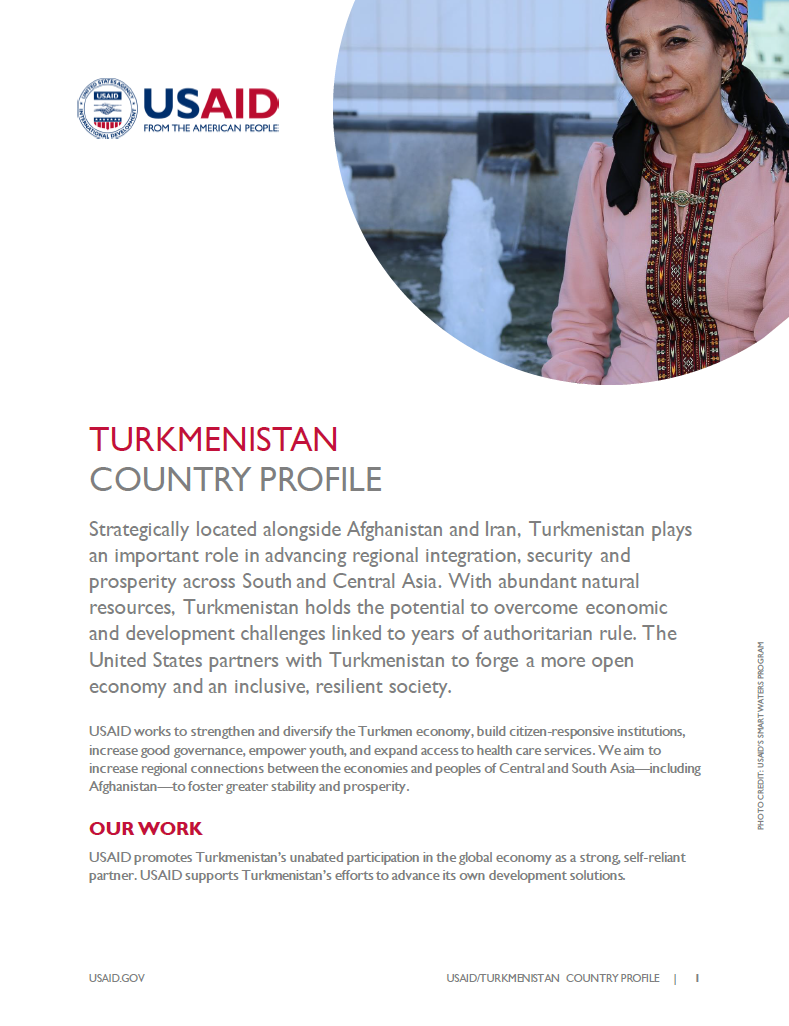 Turkmenistan Country Profile