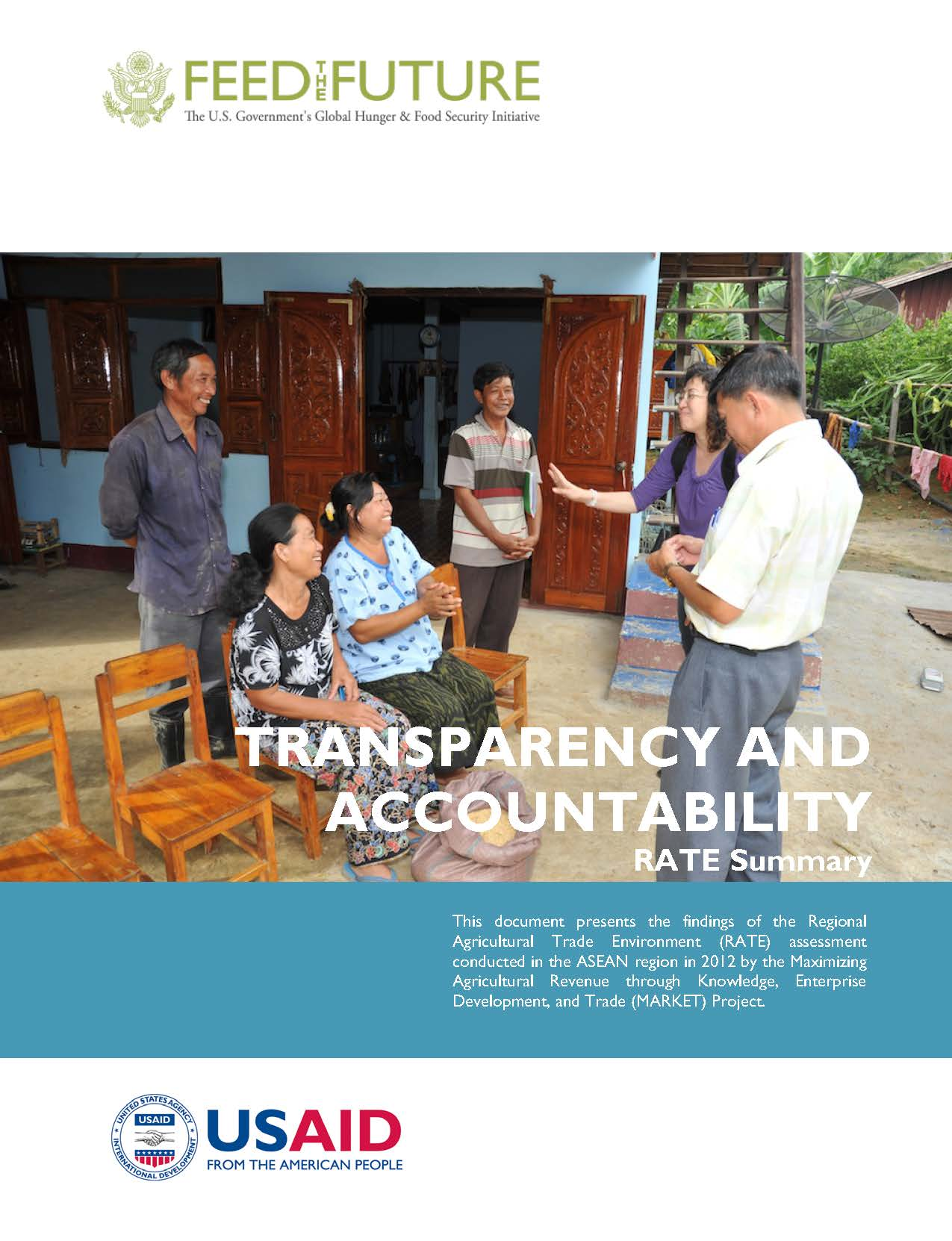 Regional Agriculture Trade Environment Transparency and Accountability Report