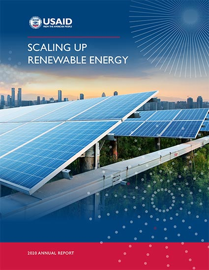 Scaling Up Renewable Energy (SURE) Annual Report 2020