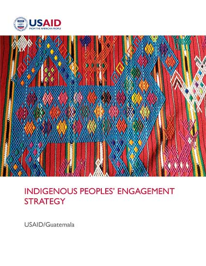 Indigenous Peoples' Engagement Strategy