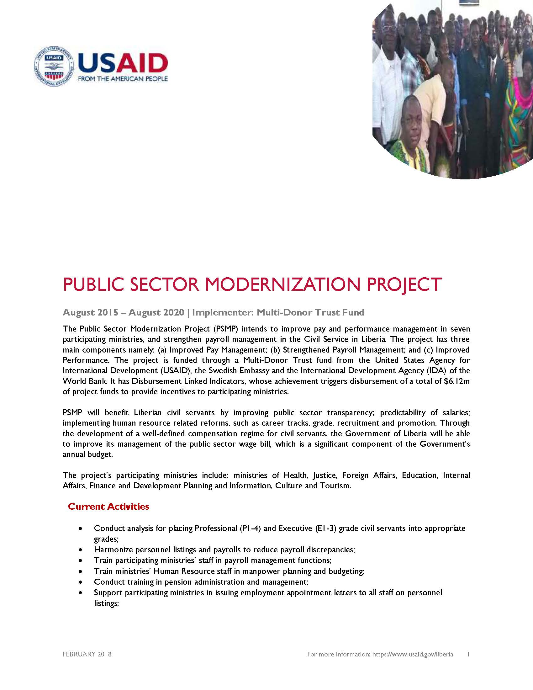 public sector in tourism