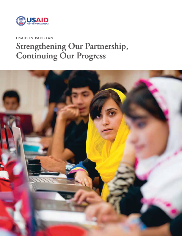 USAID in Pakistan 2013