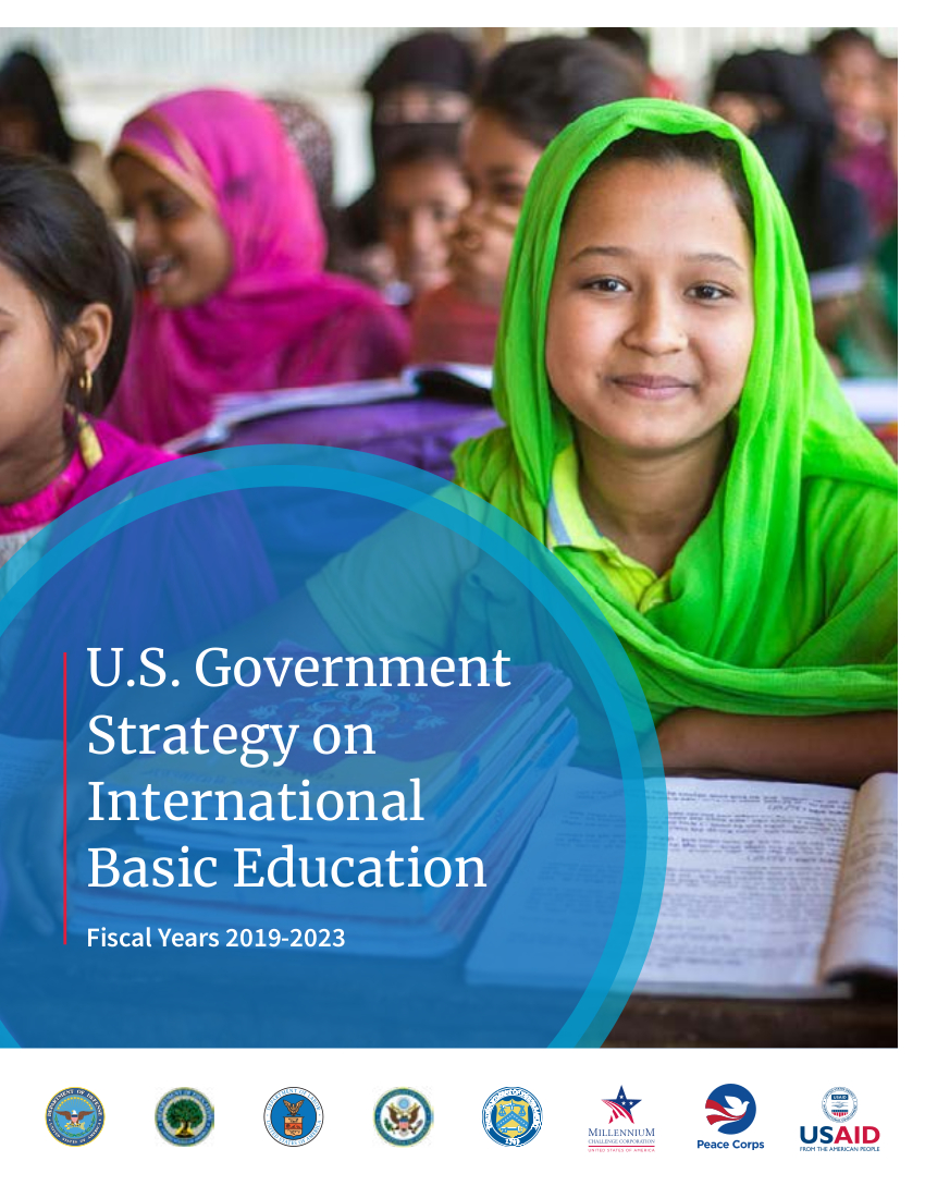 U.S. Government Strategy on Basic Education