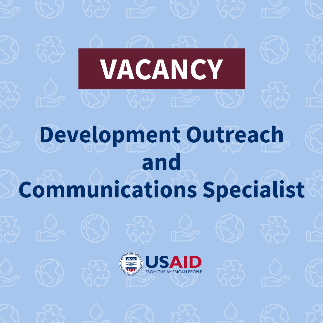 Development Outreach and Communications Specialist