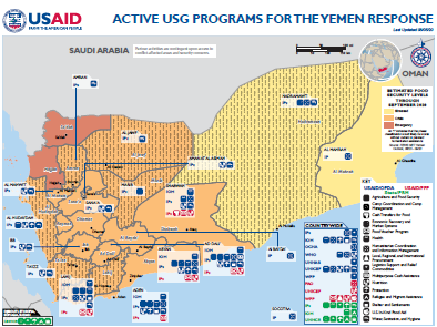 Yemen Complex Emergency Program Map_06.05.20