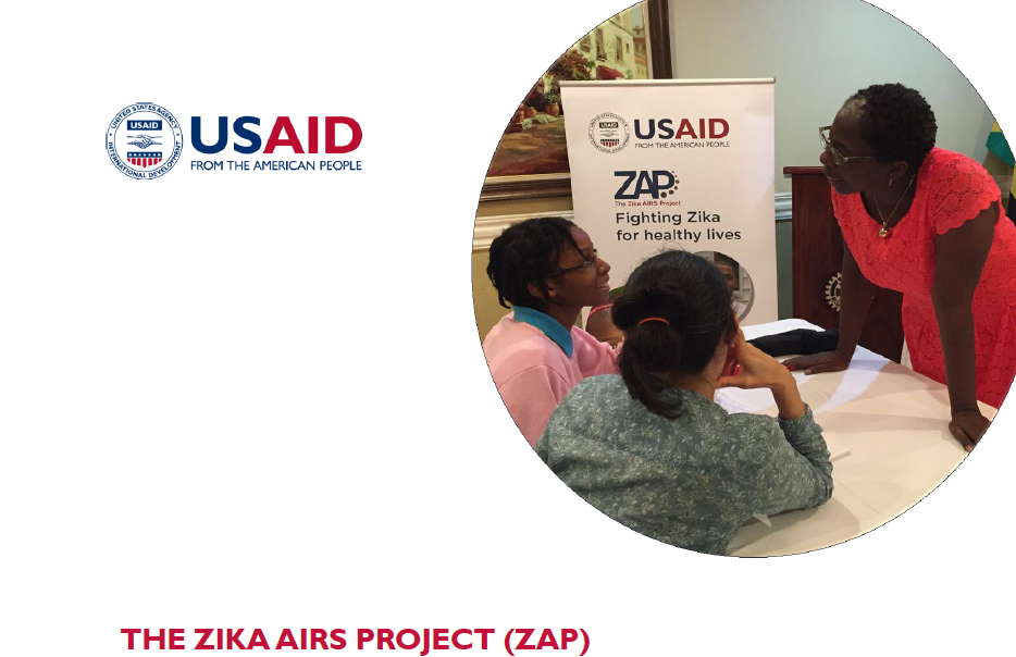 Fact Sheet - The Zika AIRS Project (ZAP)