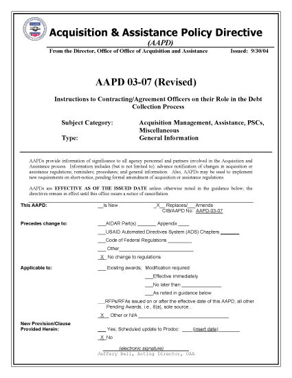 AAPD 03-07 Revised