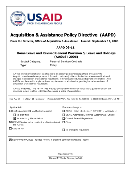 AAPD 06-11