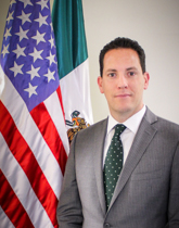 Sean Jones, Mission Director, USAID/Mexico