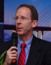 USAID Vietnam Mission Director Joakim Parker
