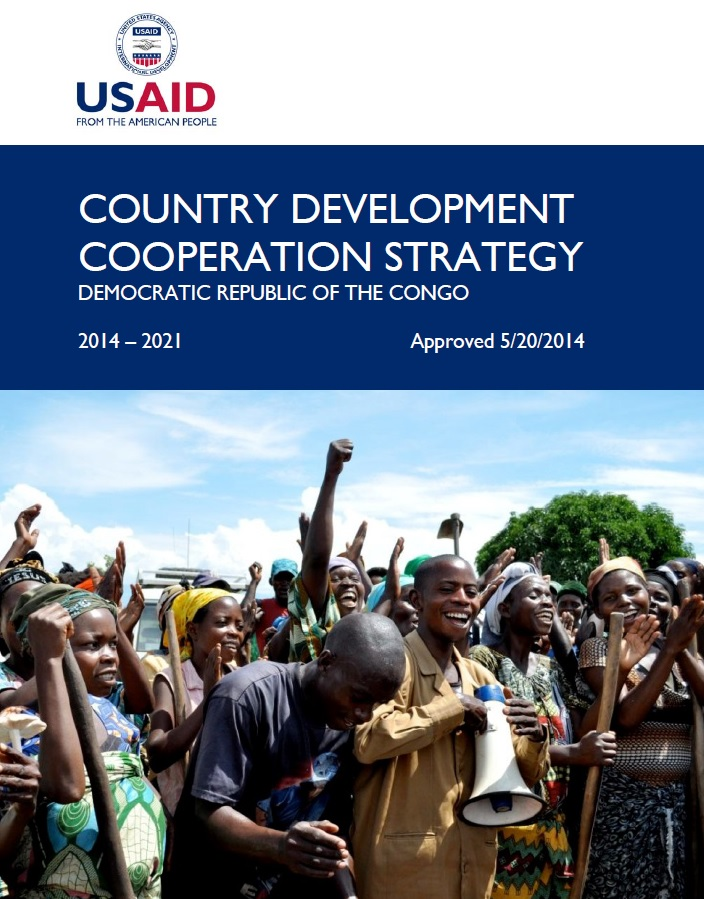 USAID/DRC Country Development Cooperation Strategy for 2015 - 2021