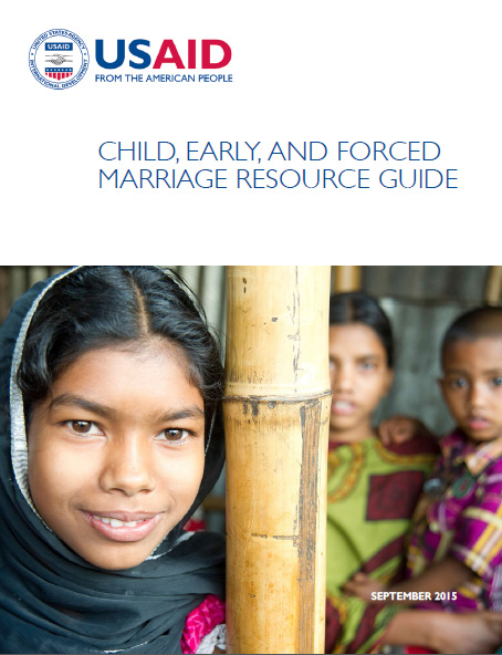 Child, Early, and Forced Marriage Resource Guide