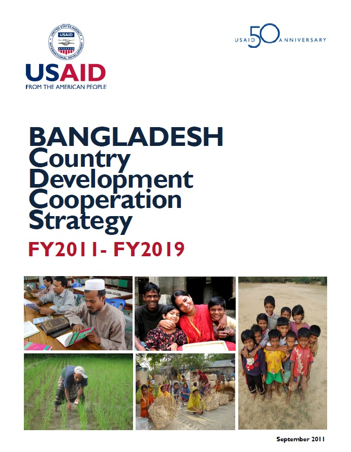 Bangladesh Country Development Cooperation Strategy 2011-2019