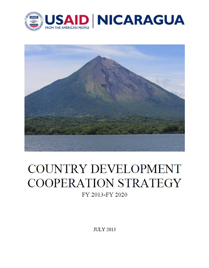 Nicaragua - Country Development Cooperation Strategy