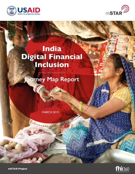 India Digital Financial Inclusion: Journey Map Report