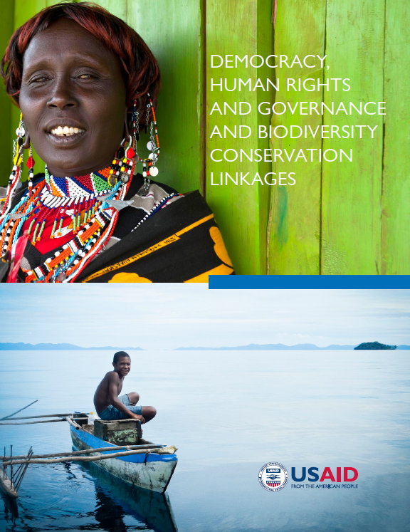 Democracy, Human Rights, and Governance and BioDiversity Conservation Linkages