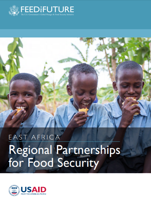 East Africa Regional Partnerships for Food Security