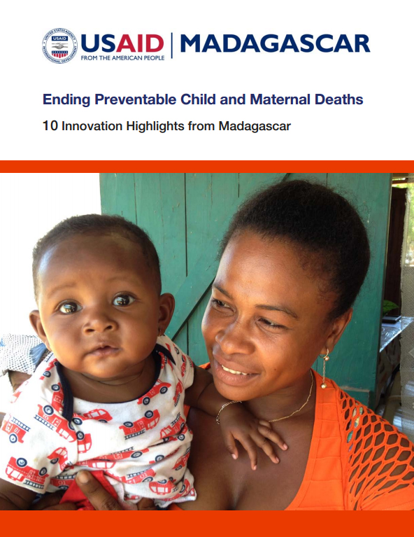 Ending Preventable Child and Maternal Deaths
