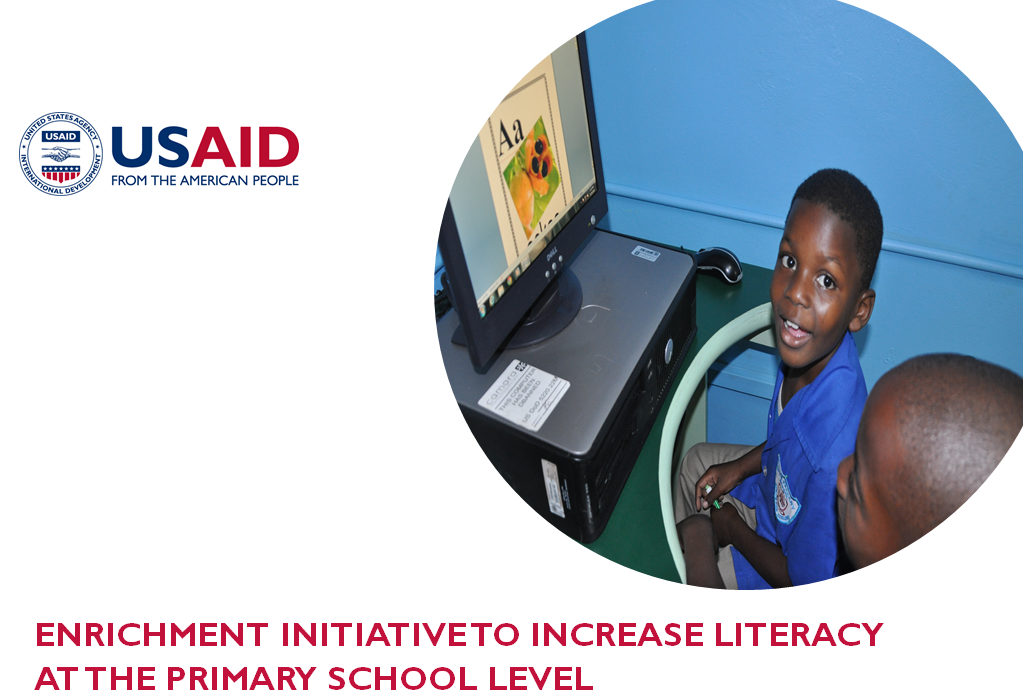 Fact Sheet - Enrichment Initiative to Increase Literacy at the Primary School Level