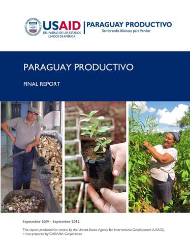 Final Report Paraguay Productivo