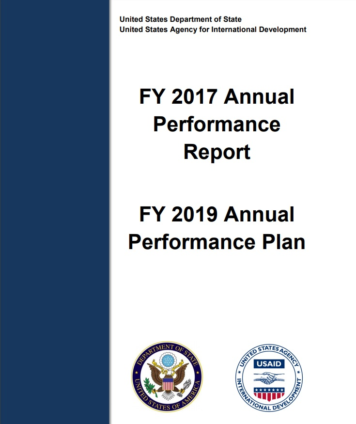 FY 2017 Annual Performance Report