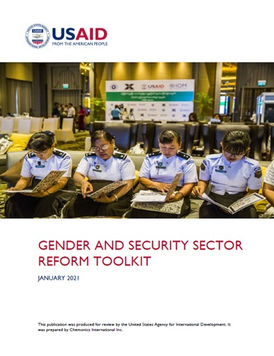 Gender and Security Sector Reform Toolkit