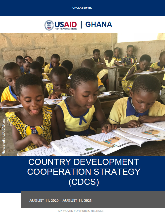 Ghana Country Development Cooperation Strategy 2020 - 2025
