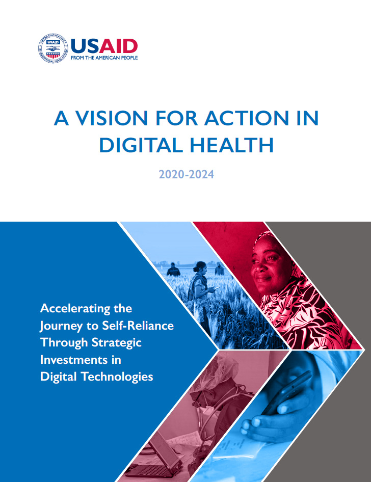 A Vision for Action in Digital Health