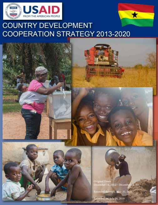 Extended Country Development & Cooperation Strategy - 2020