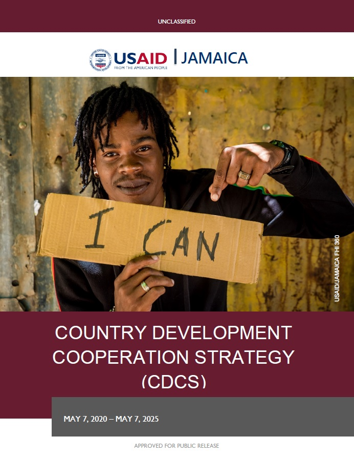 Jamaica - Country Development Cooperation Strategy