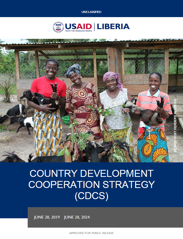 Liberia Country Development Cooperation Strategy 2019 - 2024