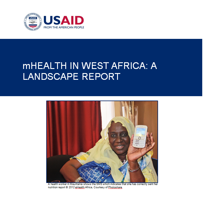 mHEALTH IN WEST AFRICA: A LANDSCAPE REPORT