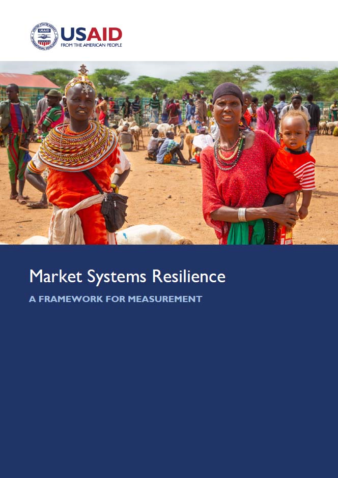 Market Systems Resilience: A Framework for Measurement