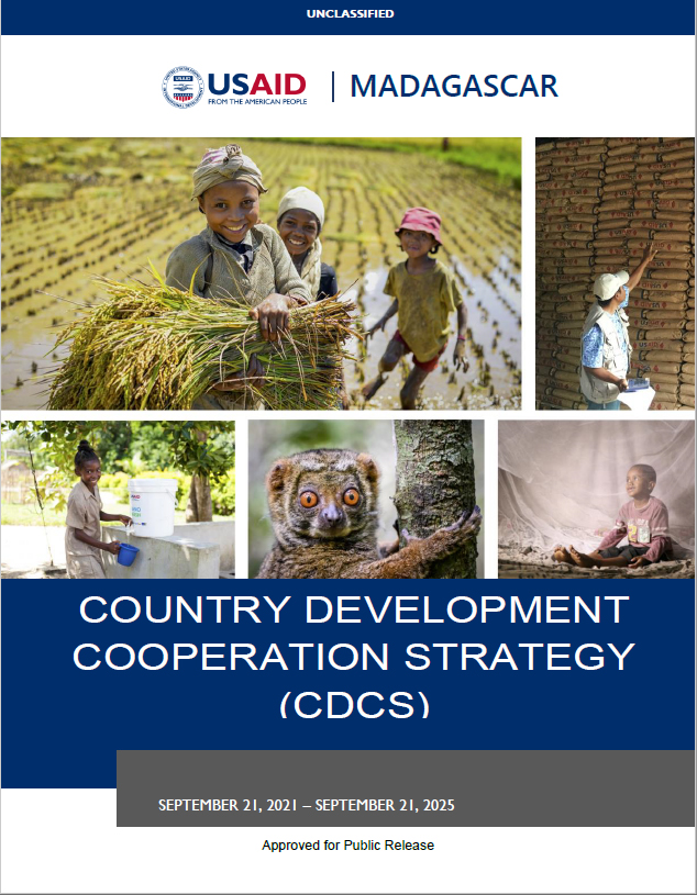 Country Development Cooperation Strategy (CDCS)