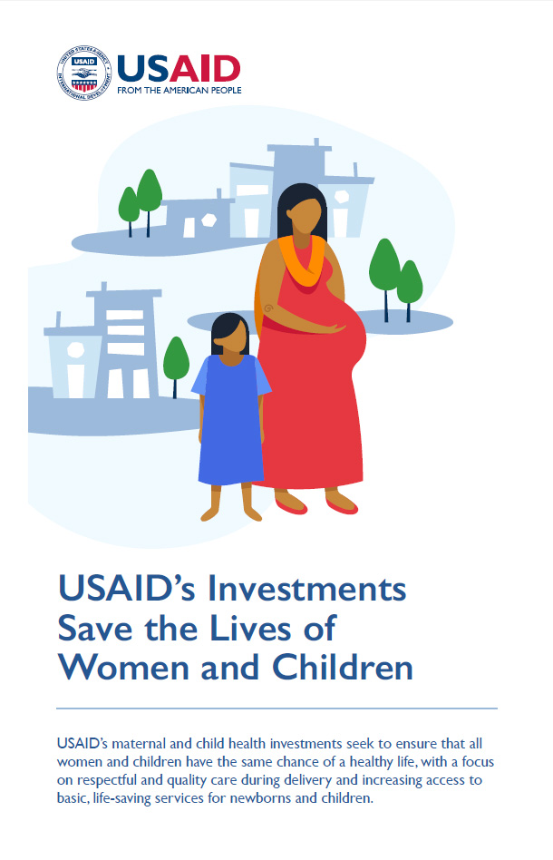 USAID's Investments Save the Lives of Women and Children