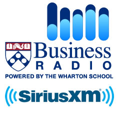 Wharton Business Radio and Sirius XM