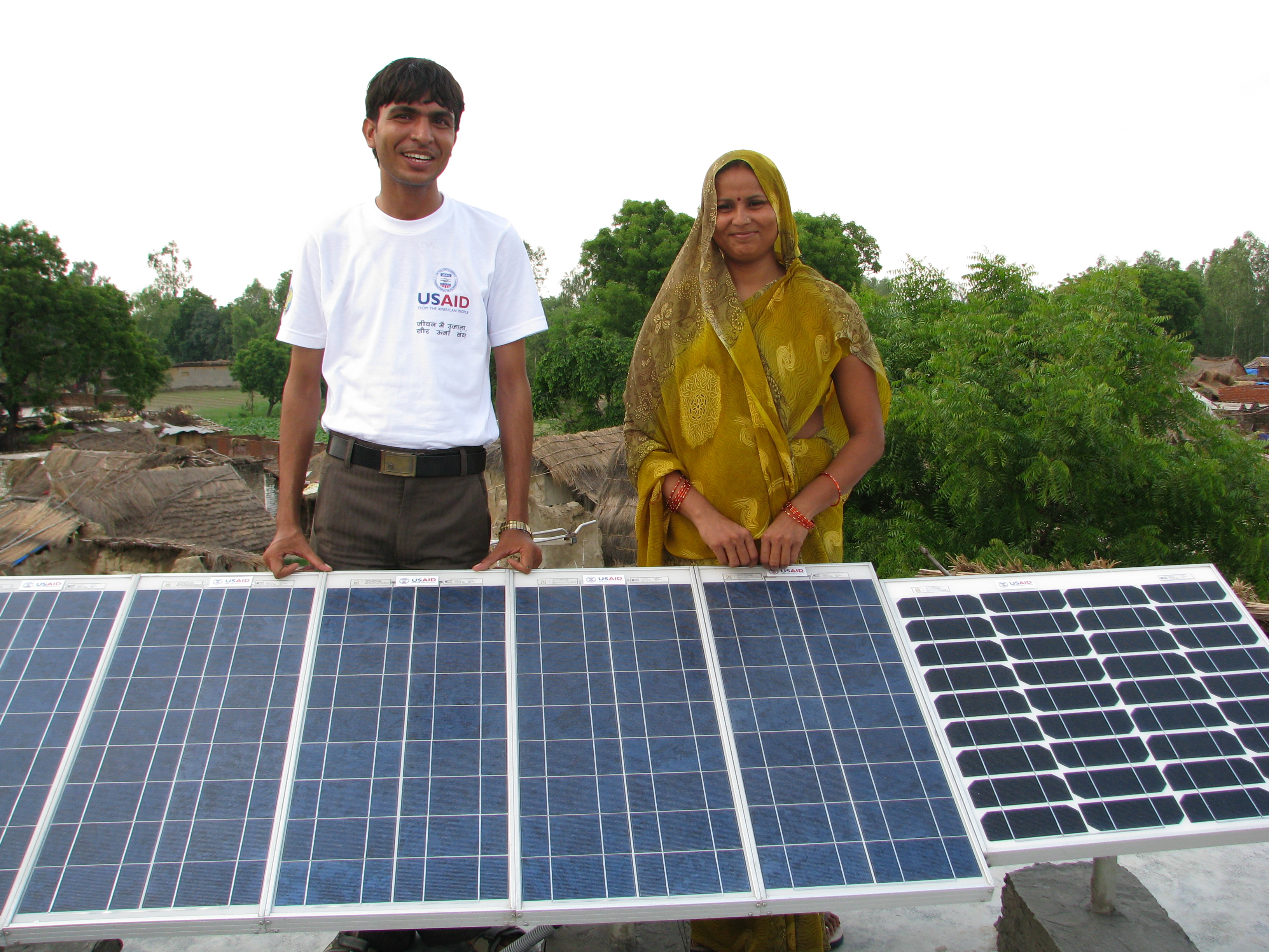 India Energy Solar Power