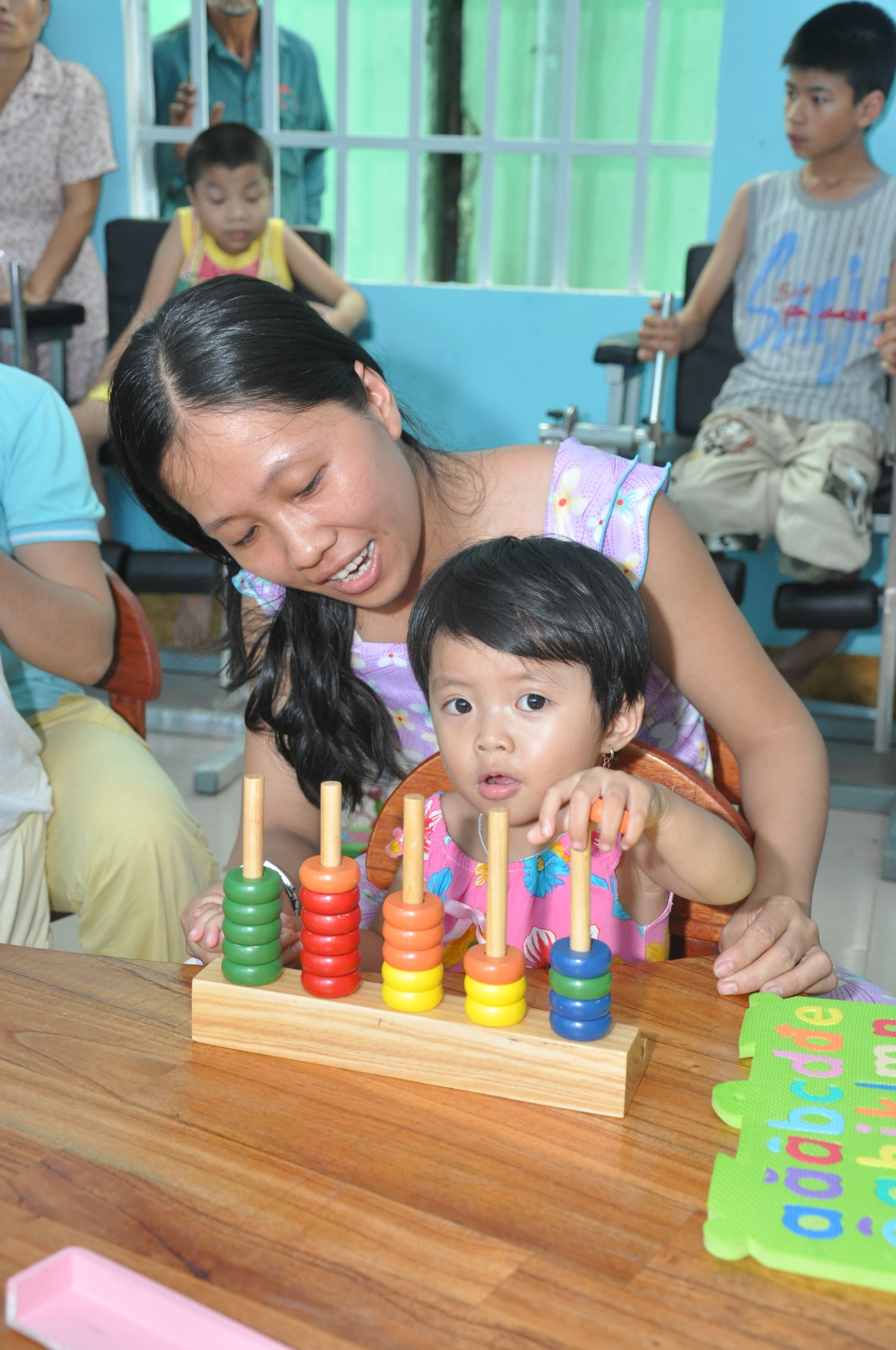 USAID has had programs in Vietnam since 1989, starting with activities in support of persons with disabilities