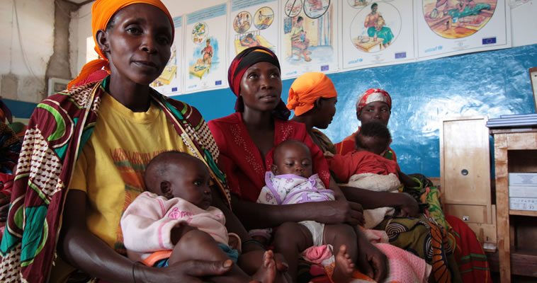 One of the biggest achievements of ECHO in Burundi is being able to cover most of the basics needs of the vulnerable population, that is, children under five, pregnant women, refugees and returnees.