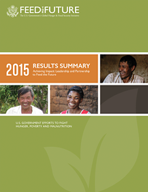 Feed the Future 2015 Results Summary