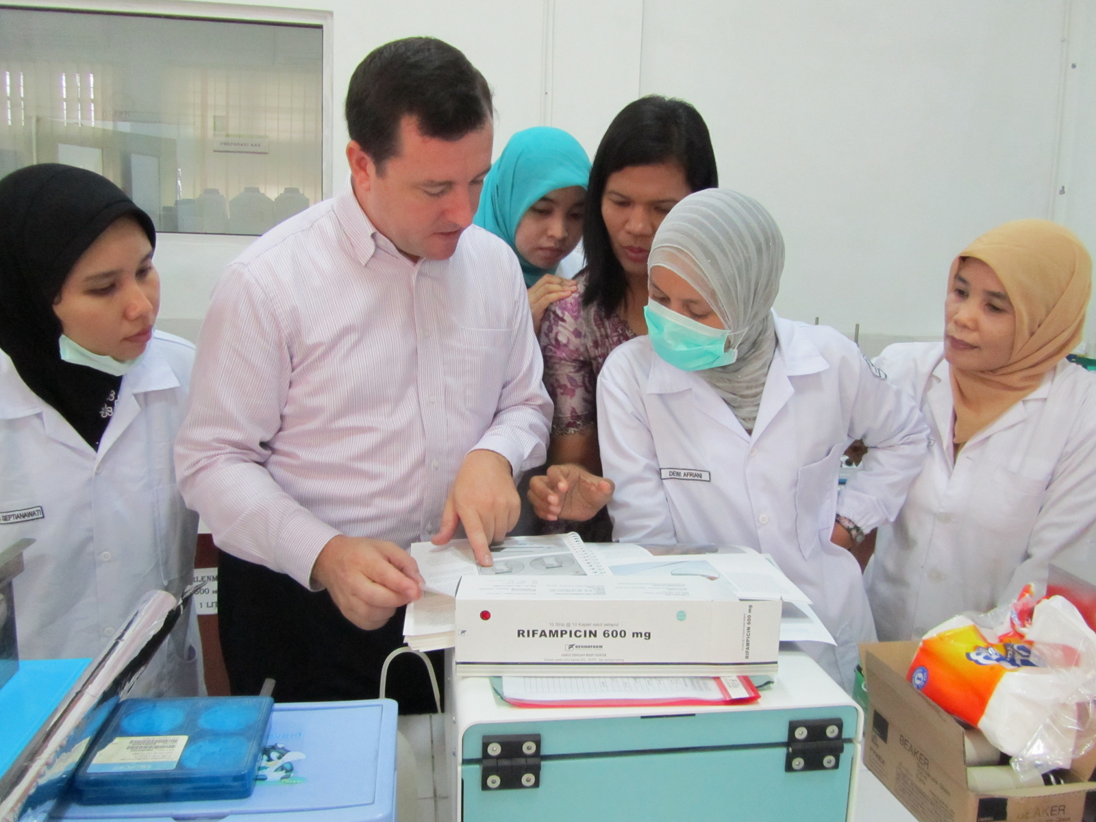 American Indonesian Health Science Technology