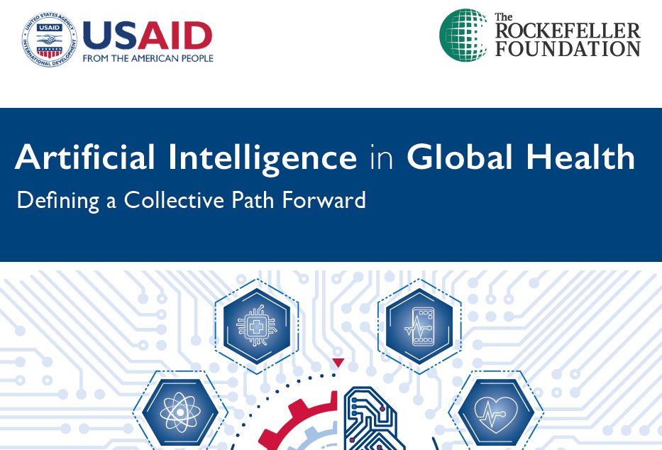AI in Global Health cover