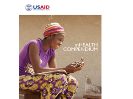 Cover image of the mHealth Compendium
