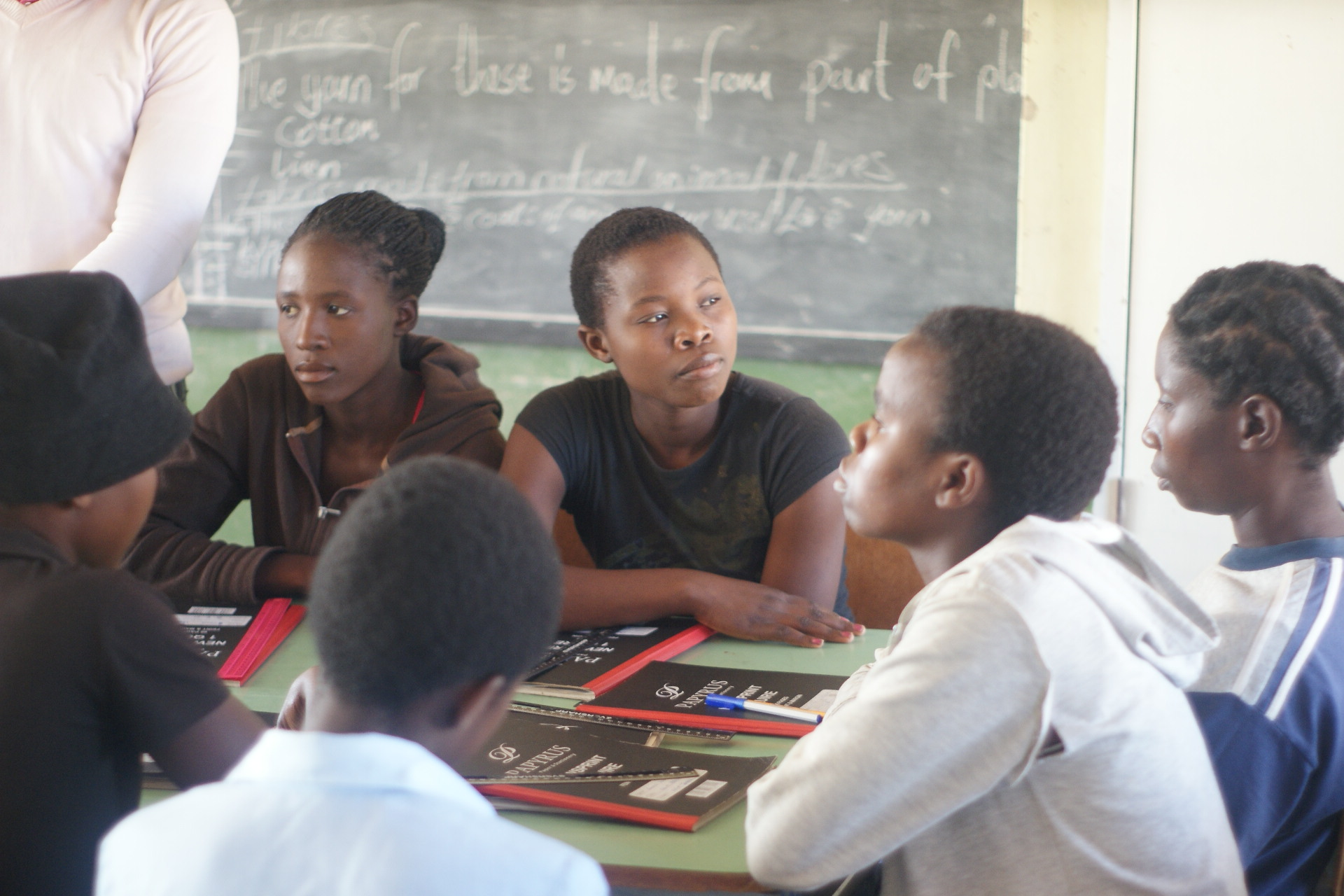 USAID's Zimbabwe Works program empowers young women through employment and entrepreneurship training and links them to internshi
