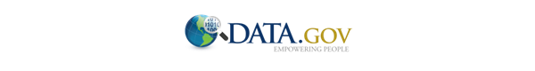 Data.gov Logo - Link to data.gov