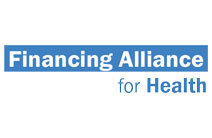 Logo for Financing Alliance for Health