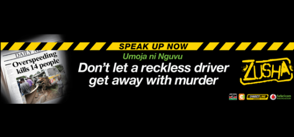 Bus Sticker: Don't Let A Reckless Driver Get Away With Murder