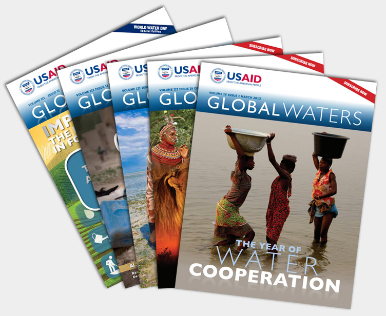 Past editions of Global Waters